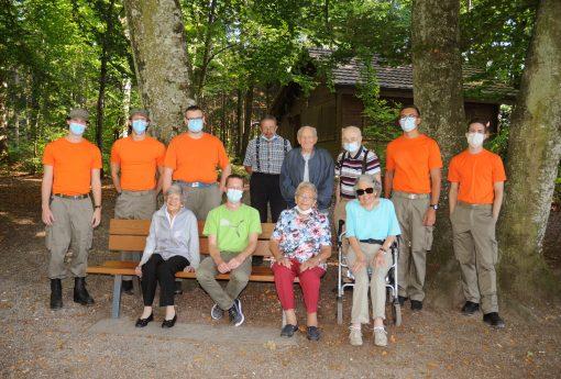 Ausflug Tierpark Waltenschwil