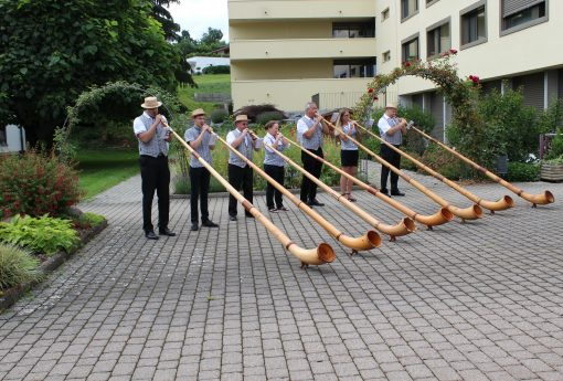 Alphorngruppe Leutwil